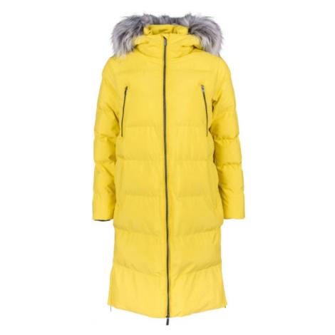 Lotto MIMOSA žlutá - Dámský prošívaný kabát
