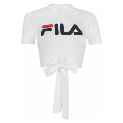 Fila Roxy Belt T Shirt Ladies
