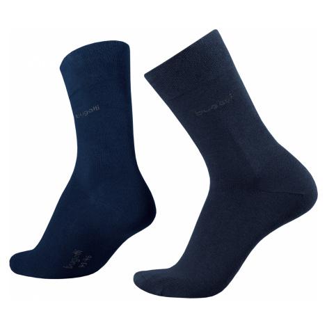 Bugatti pánské ponožky sada 2 párů 6702/545