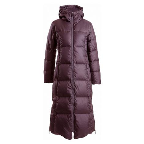 Dámský kabát SKHOOP Hella Down Coat ruby red