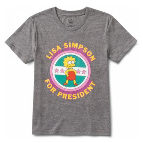 Vans WM X THE SIMPSONS LISA 4 PREZ - Dámské tričko