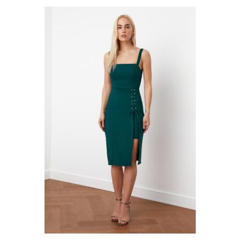 Trendyol Green Eyed Dress