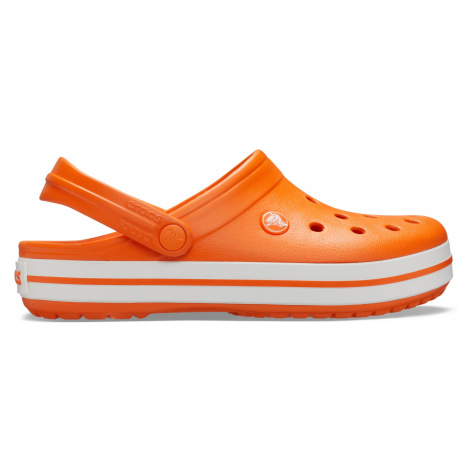 Crocs Crocband Orange/White