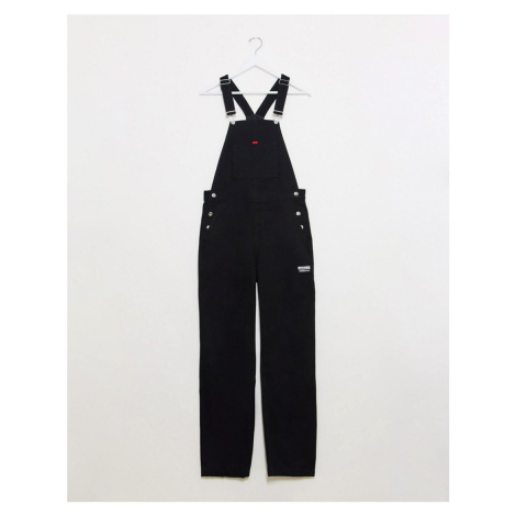 Adidas Originals RYV dungarees in black