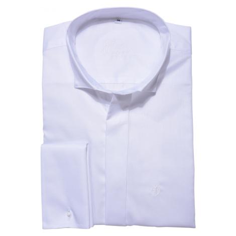 Slim fit smokingová košile Alain Delon