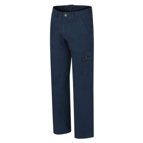 Pánské kalhoty Hannah Remos midnight navy