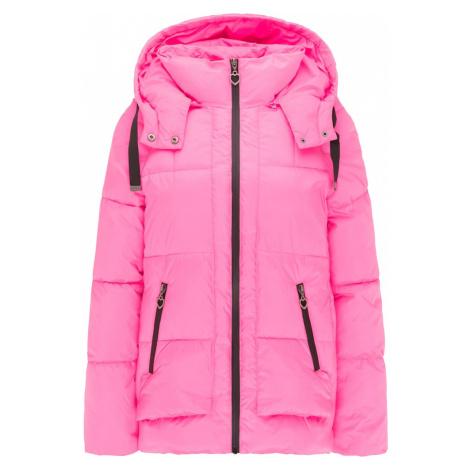MYMO Zimní bunda pink