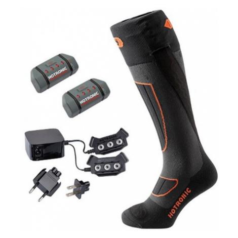 Hotronic HEATSOCKS XLP ONE + PF černá - Vyhřívané ponožky