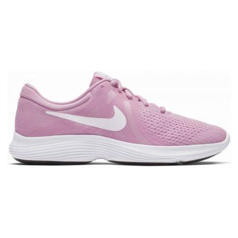 Nike REVOLUTION 4 GS růžová - Dětská běžecká obuv