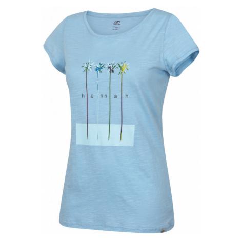Dámské tričko Hannah Saldiva cool blue