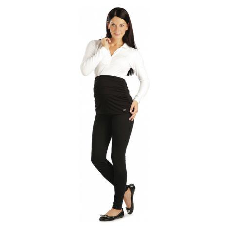 LITEX Leggings těhotenské dlouhé 99422901 černá