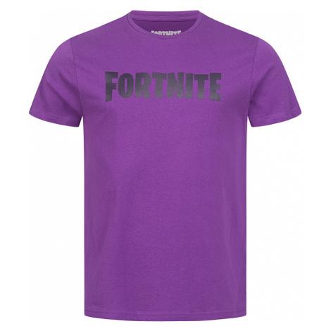 Pánské barevné tričko FORTNITE