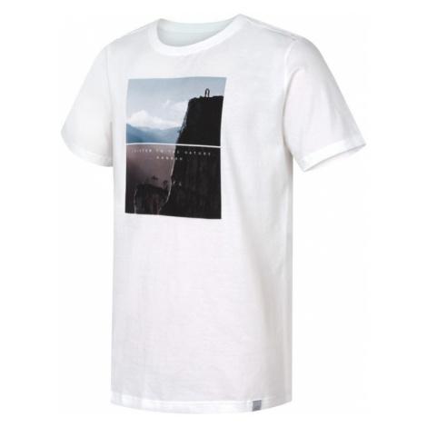 Pánské tričko Hannah Sconte bright white (print 2)