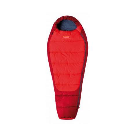 Spacák Pinguin Comfort Junior red