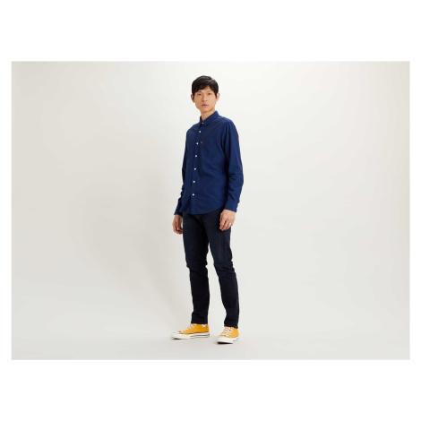 Košile Levi´s® Sunset Standard Indigo pánská tmavě modrá