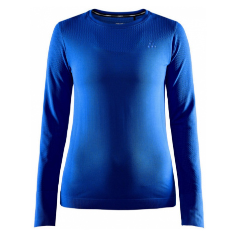 Dámské tričko CRAFT Fuseknit Light modrá