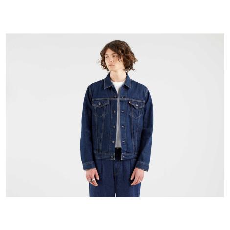 Džínová bunda Levi´s® The Trucker Rockridge pánská tmavě modrá