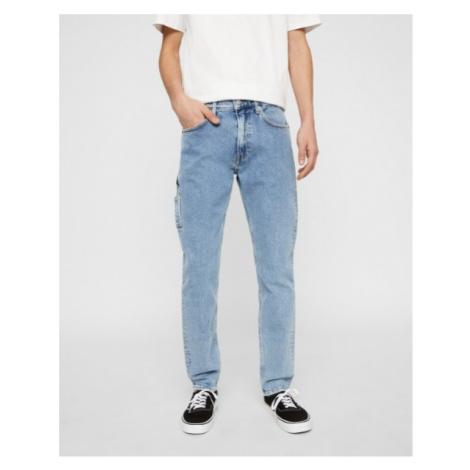 Calvin Klein Calvin Klein pánské denim džíny s kapsami UTILITY SLIM