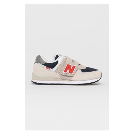 New Balance - Dětské boty PV574SJ2