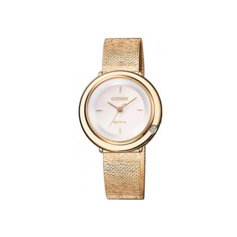 Dámské hodinky Citizen EM0643-84X