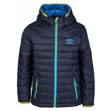 Umbro DANNY tmavě modrá - Chlapecká bunda