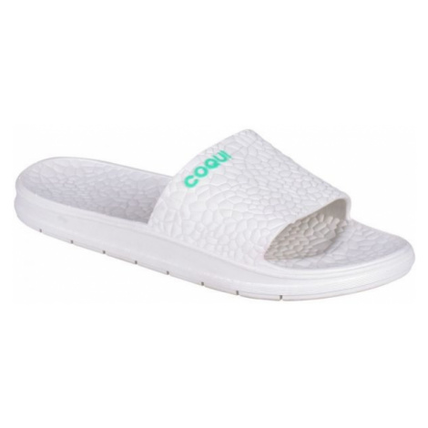 Coqui RUNE bílá - Dámské pantofle