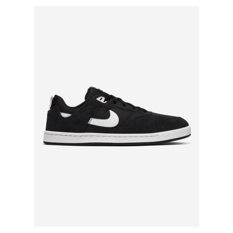 Sb Alleyoop Tenisky Nike Černá