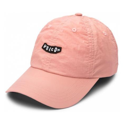 KŠILTOVKA VOLCOM Stop And Pink WMS - růžová