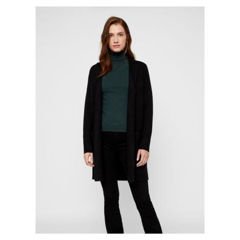 Černý lehký kabát VERO MODA