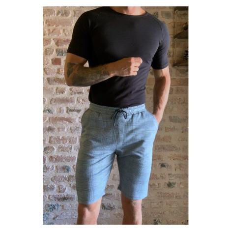 Trendyol Gray Men's Shorts & Bermuda