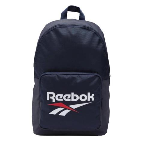 Batoh Reebok CLASSICS FOUNDATION BACKPACK Tmavě modrá