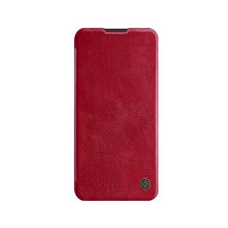 Nillkin Qin kožené pouzdro pro Samsung Galaxy A11 Red
