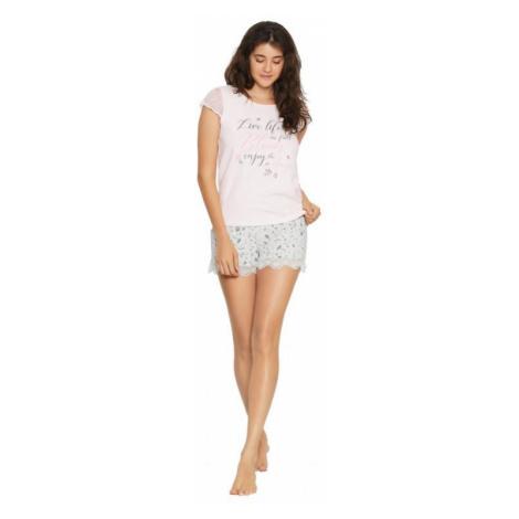 Dámské pyžamo Henderson 38049   růžová