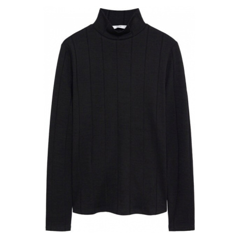 MANGO Tričko 'Lilo 8' černá