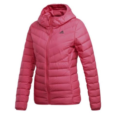 adidas VARILITE 3S HJ růžová - Dámská bunda