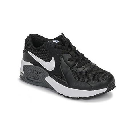 Nike AIR MAX EXCEE PS Černá