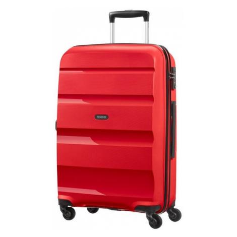 Střední kufr American Tourister BON AIR SPIN.66/25 - červený 59423 0554 MAGMA RED