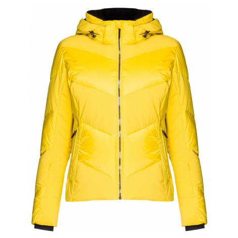 Lyžařská bunda Descente AURORA Żółty