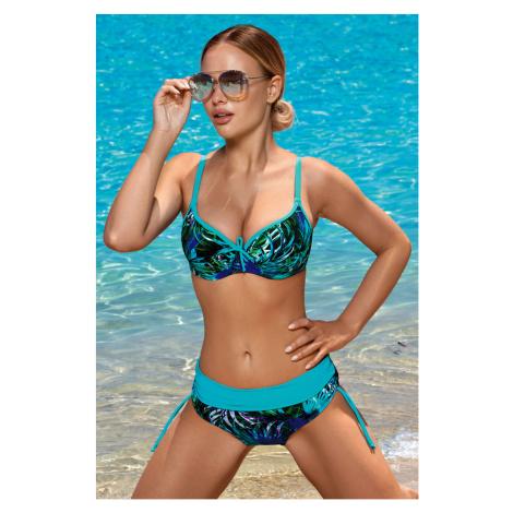 Dámské dvoudílné plavky Virginia Blue Aquarilla