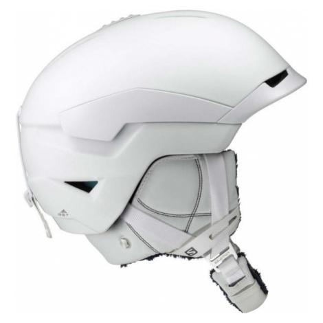 Salomon QUEST W bílá - Dámská lyžařská helma
