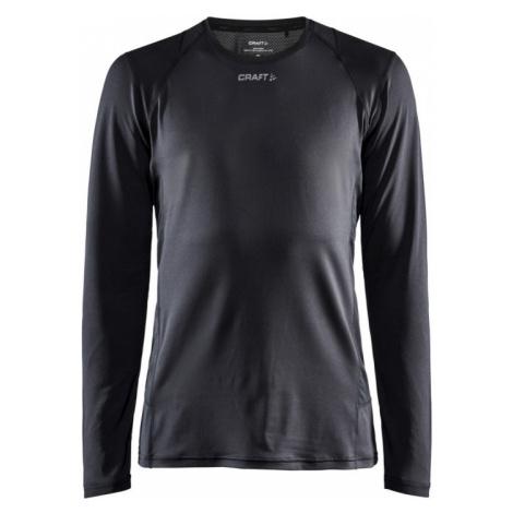 Pánské tričko CRAFT ADV Essence LS černá