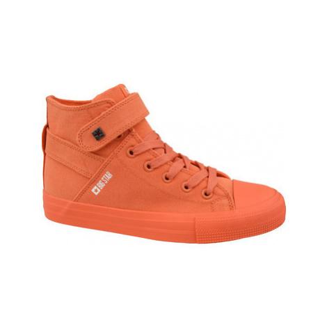 Big Star Shoes Oranžová