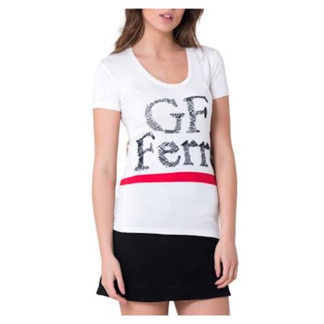 Bílé tričko - GIANFRANCO FERRE Gianfranco Ferré