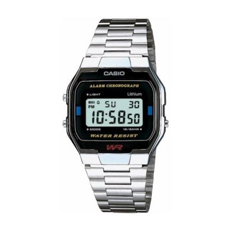Casio Classic Chronograph A163WA-1QES