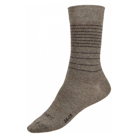 LITEX Elegantní ponožky. 99658117 tmavě šedá