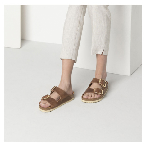 Arizona Big Buckle: koňaková Birkenstock