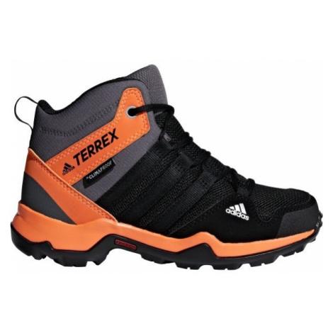 adidas TERREX AX2R MID CP K černá - Dětská outdoorová obuv
