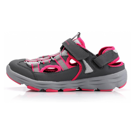 UNI letní obuv Alpine Pro CARLEO - růžová