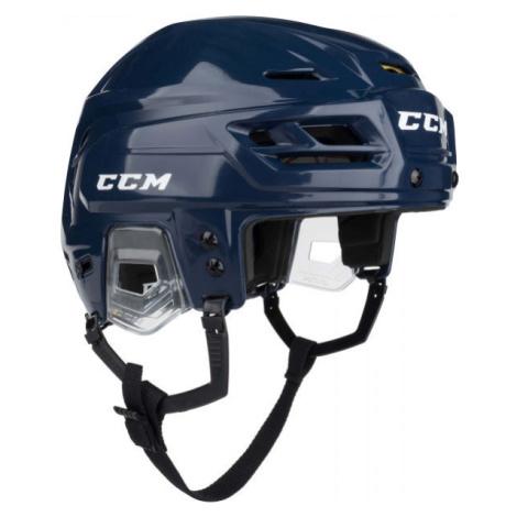 CCM TACKS 310 SR tmavě modrá - Hokejová helma