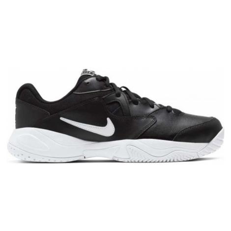 Nike COURT LITE 2 černá - Pánská tenisová obuv